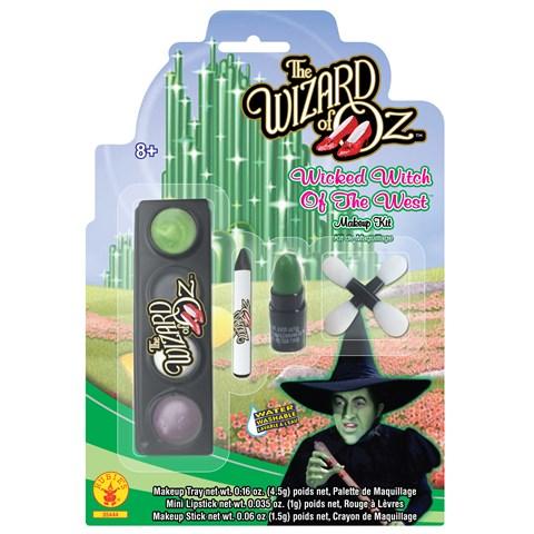 Wizard of Oz - Wicked Witch Girls Makeup Kit