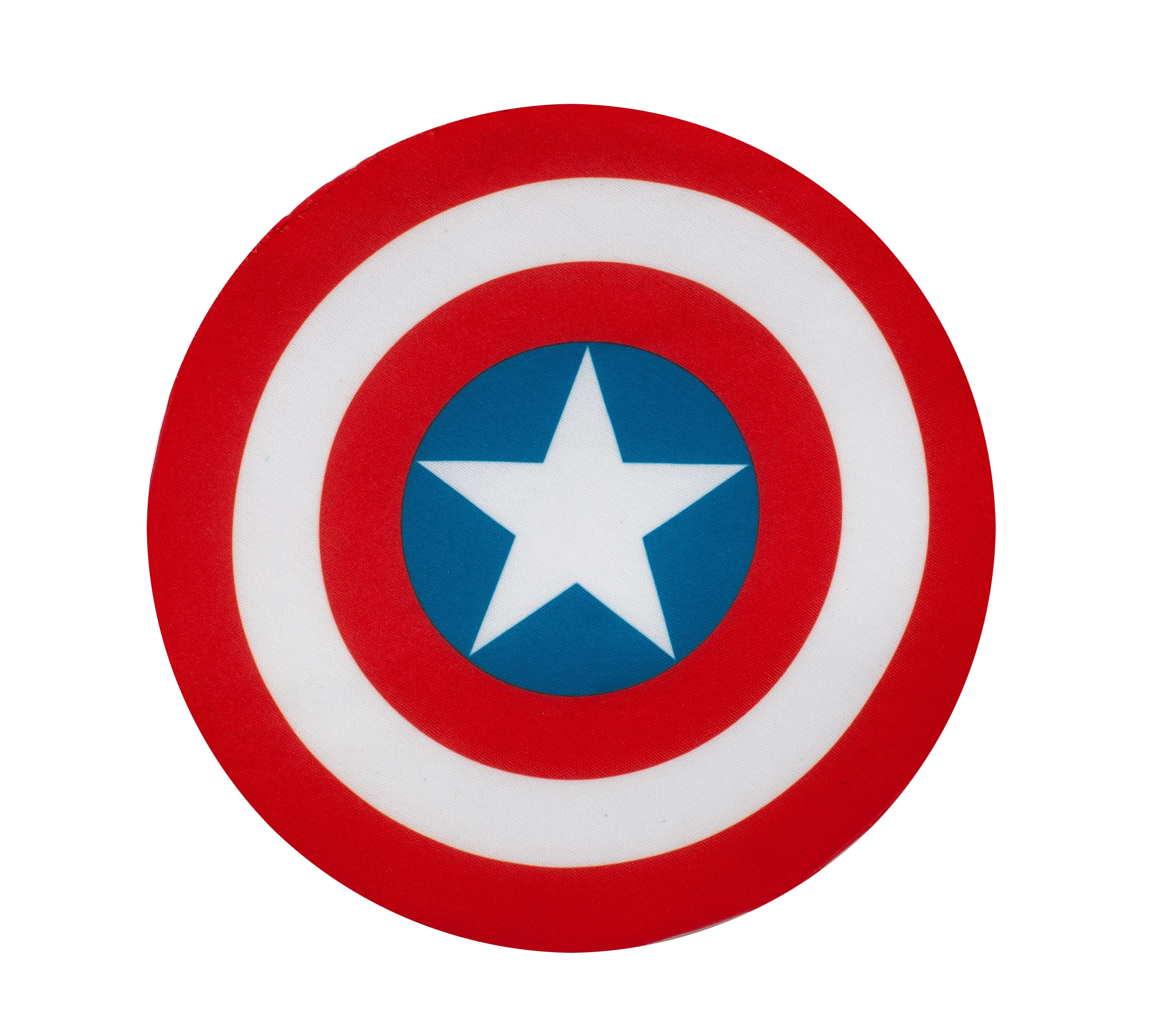 Avengers Assemble - Kids Captain America Plush Shield