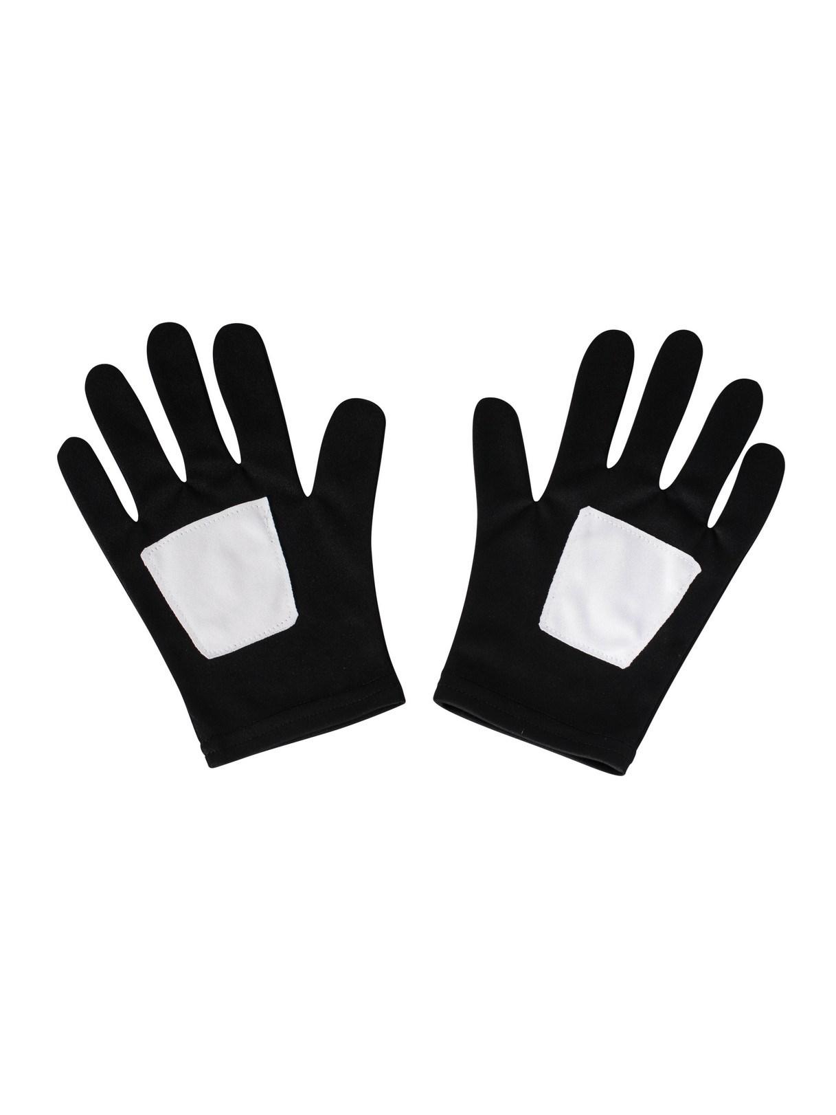 Ultimate Black Spider-Man Kids Gloves