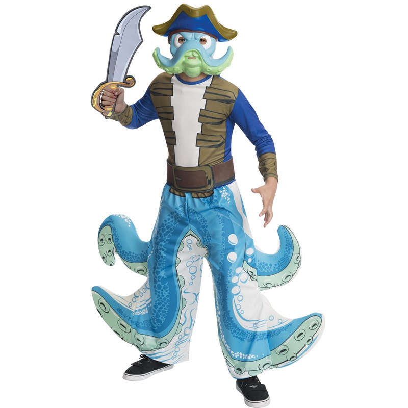 Skylanders Swap Force   Wash Buckler Kids Costume for the 2015 Costume season.