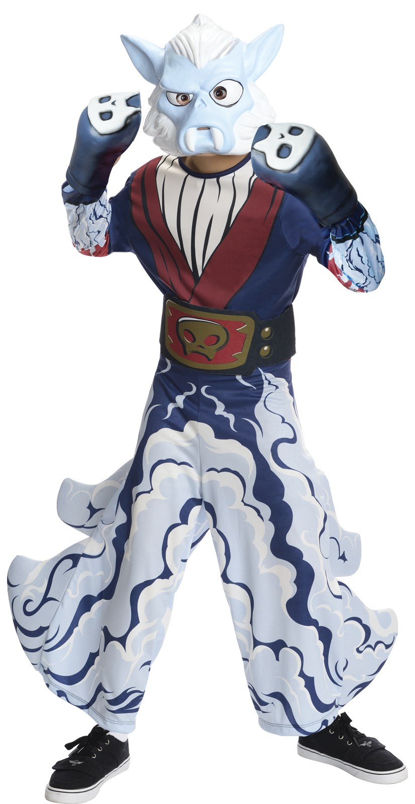 Skylanders Swap Force - Night Shift Kids Costume