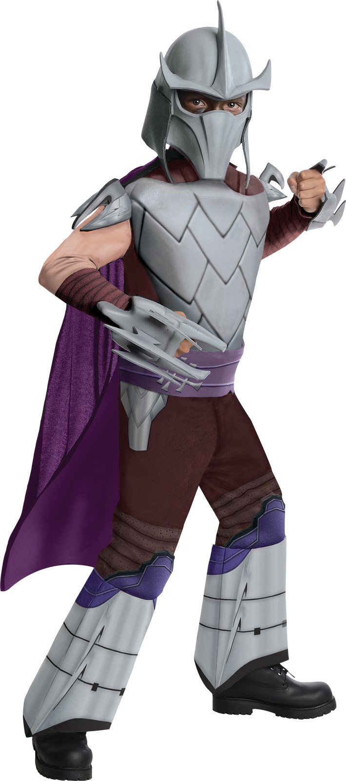 TMNT - Deluxe Shredder Kids Costume
