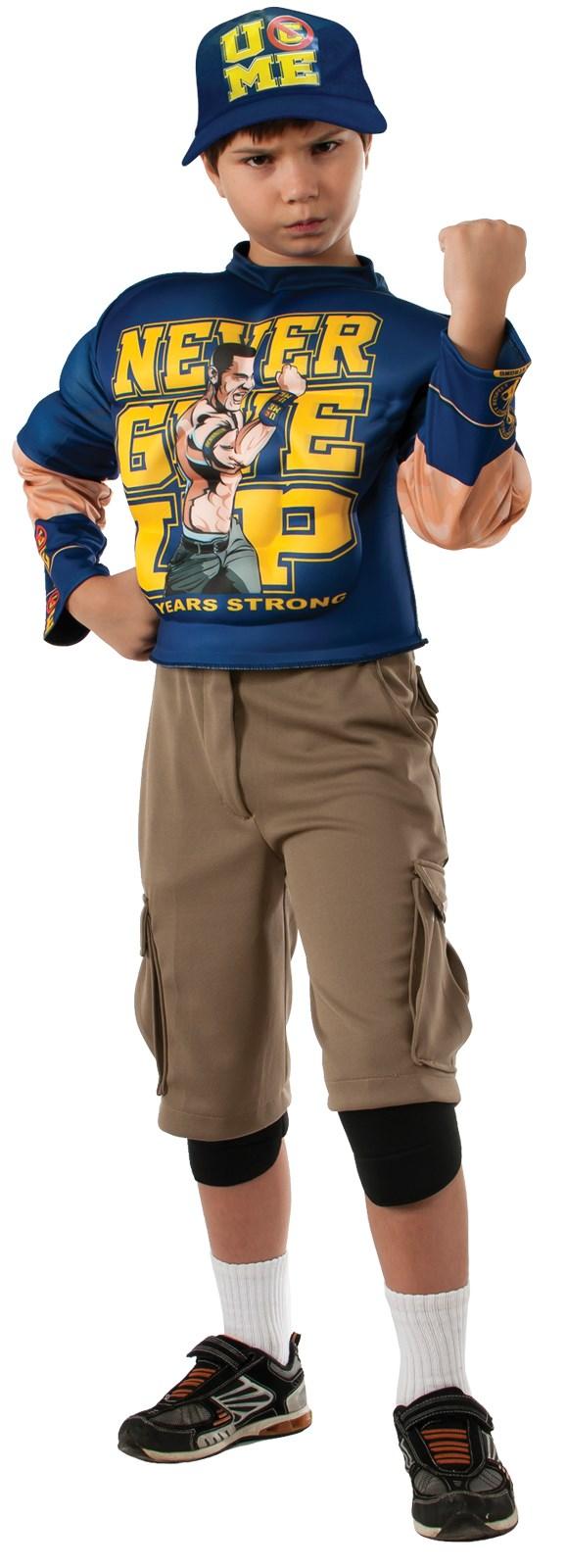 WWE – Deluxe John Cena Kids Costume