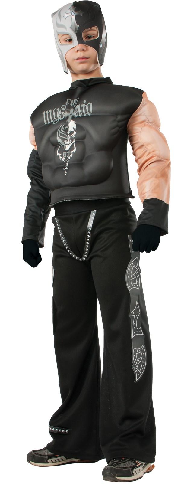 WWE – Deluxe Rey Mysterio Kids Costume