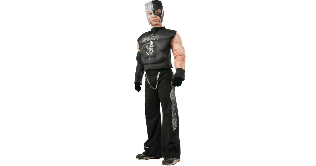 Wwe Deluxe Rey Mysterio Kids Costume Buycostumes Com