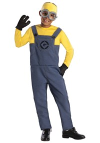Despicable Me 2 - Minion Dave Kids Costume