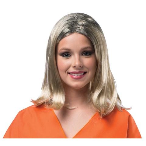 Blonde Jailhouse Wig
