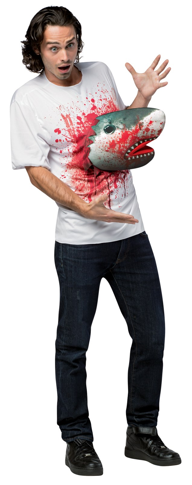 Sharknado with Shark T-Shirt