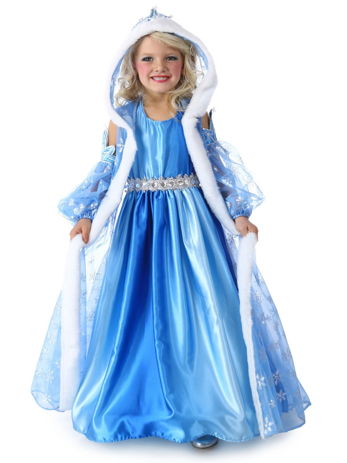 Adult Icelyn Winter Princess Costume