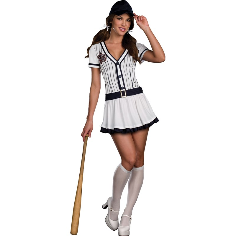 All Star Hottie Baseball Player Adult Costume for the 2015 Costume season.