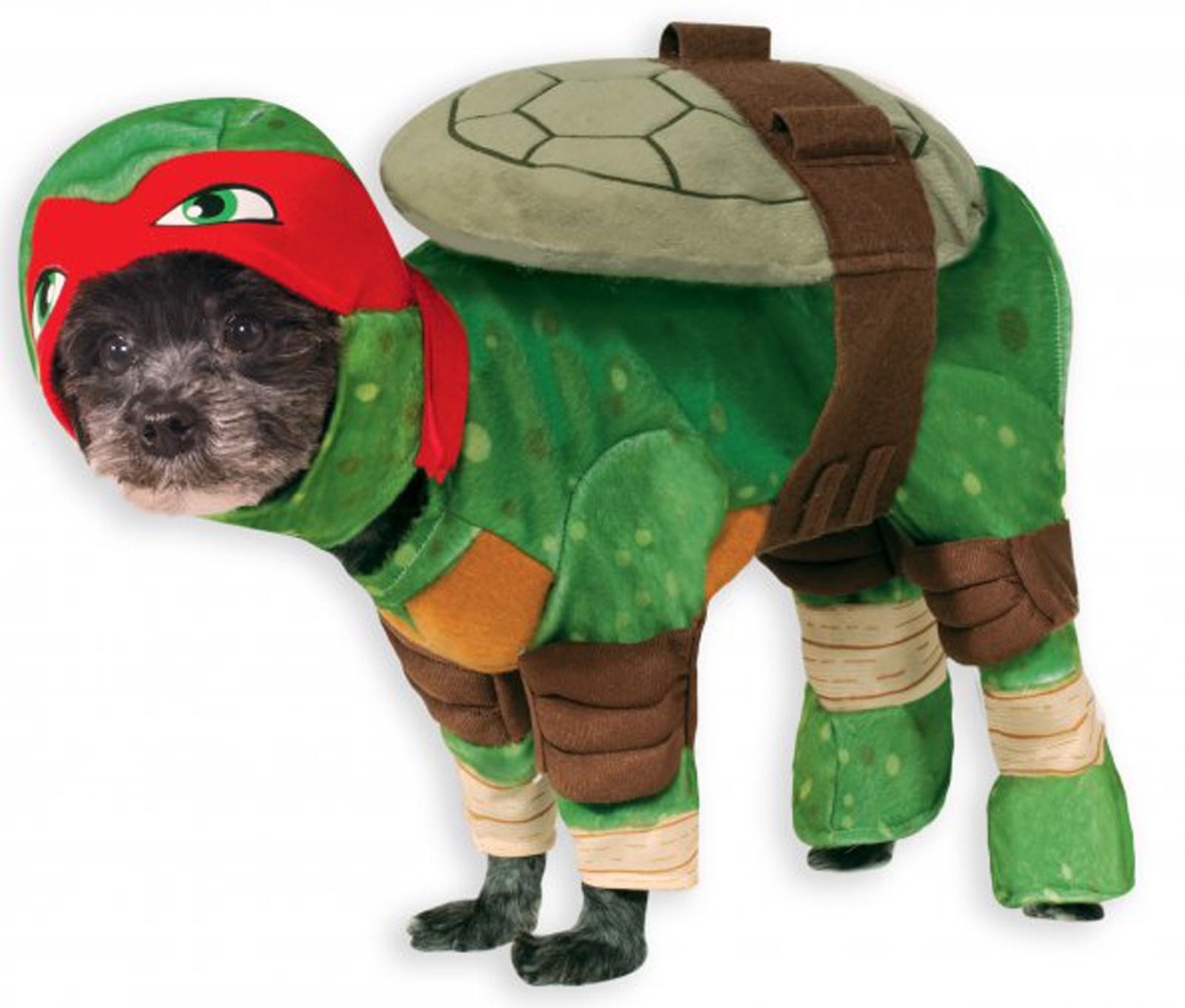 TMNT - Raphael Pet Costume
