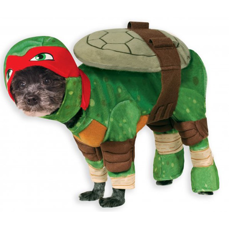 TMNT   Raphael Pet Costume for the 2015 Costume season.