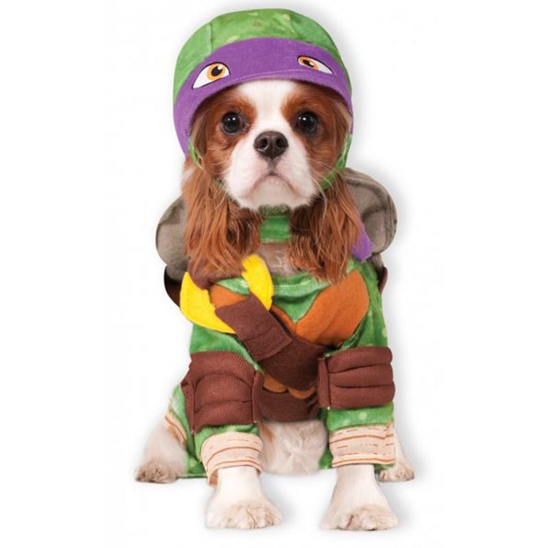 TMNT   Donatello Pet Costume for the 2015 Costume season.