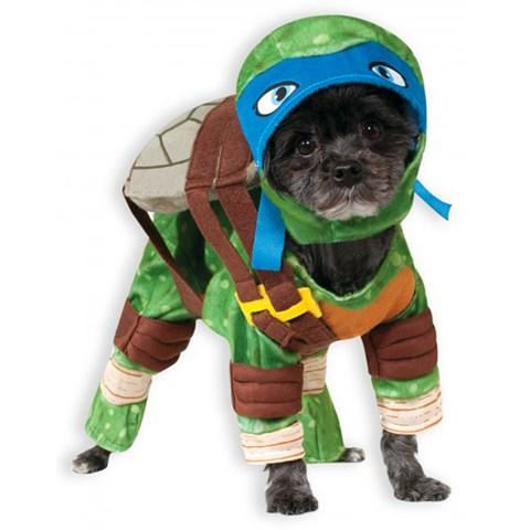 TMNT - Leonardo Pet Costume