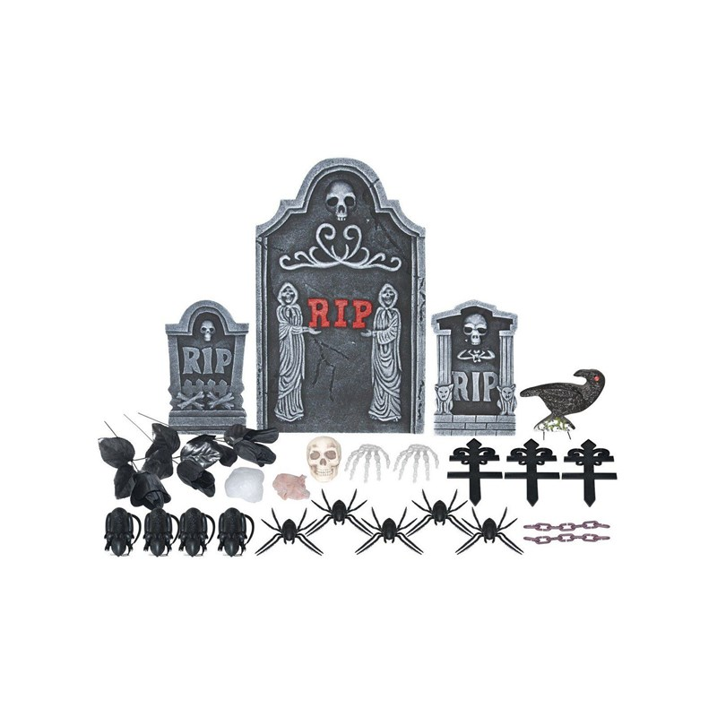 Graveyard Kit   20 pieces for the 2015 Costume season.