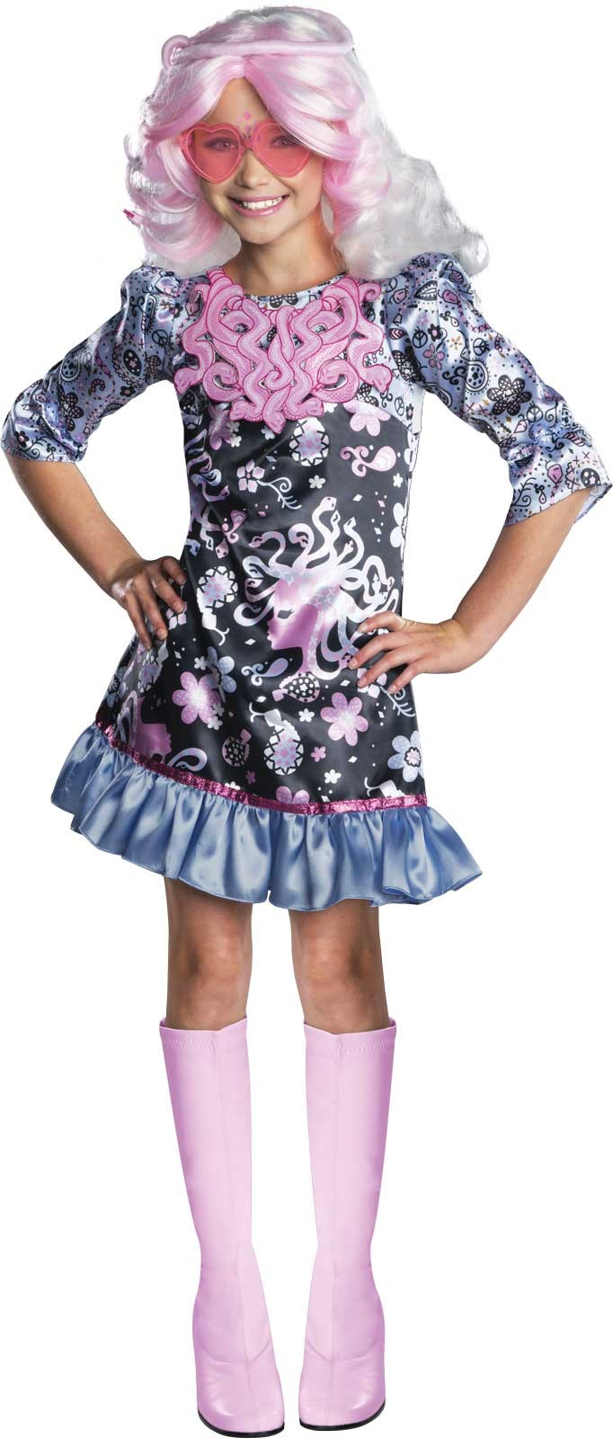 Monster High Halloween Costumes For Kids