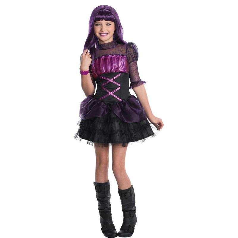 Monster High Elissabat Child Costume for the 2015 Costume season.