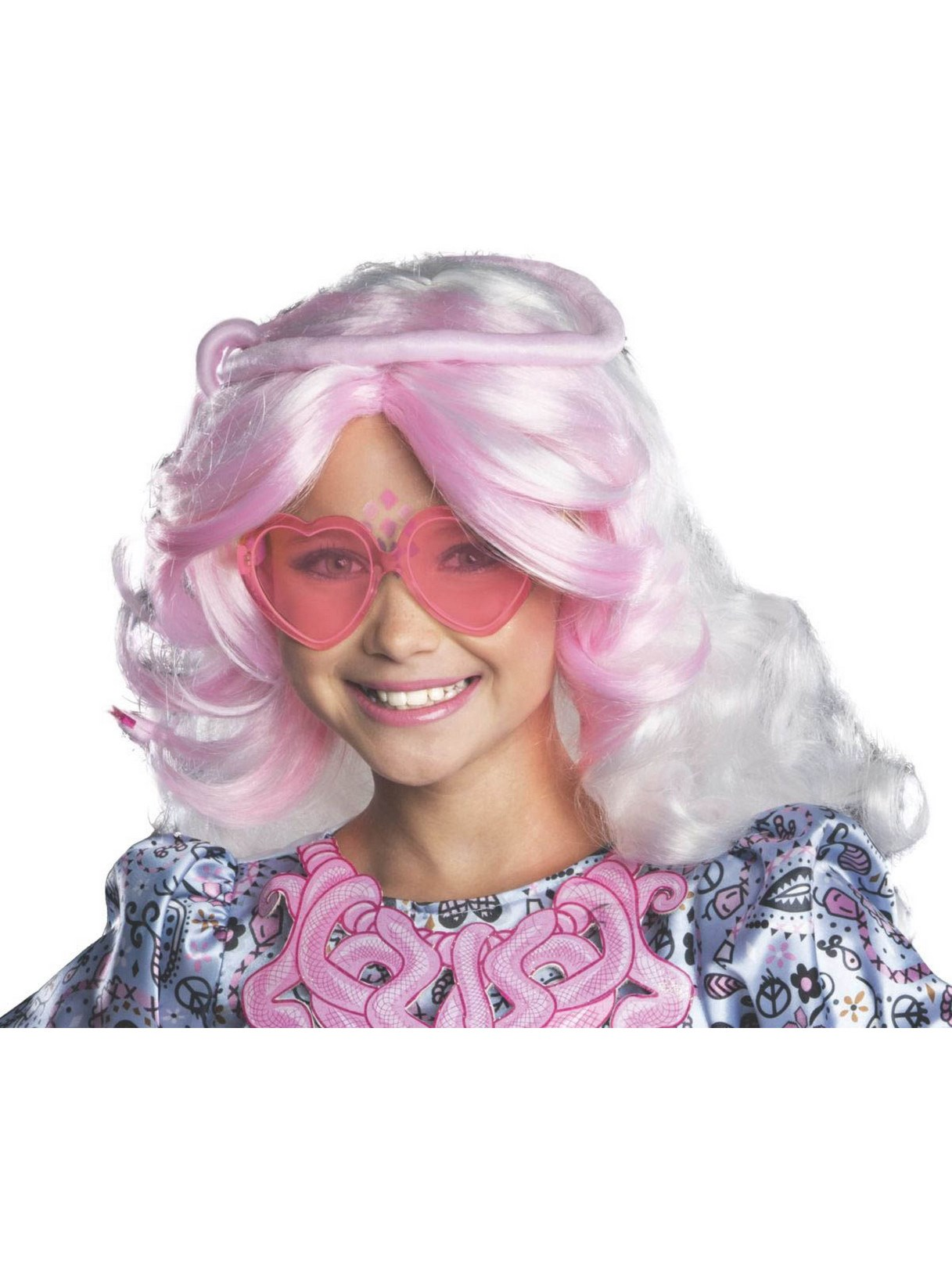 Monster High Viperine Wig