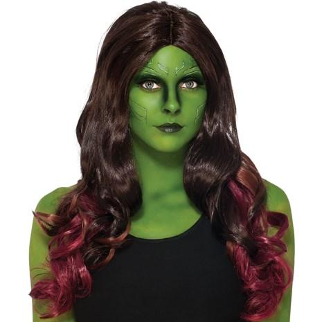 Gamora Wig