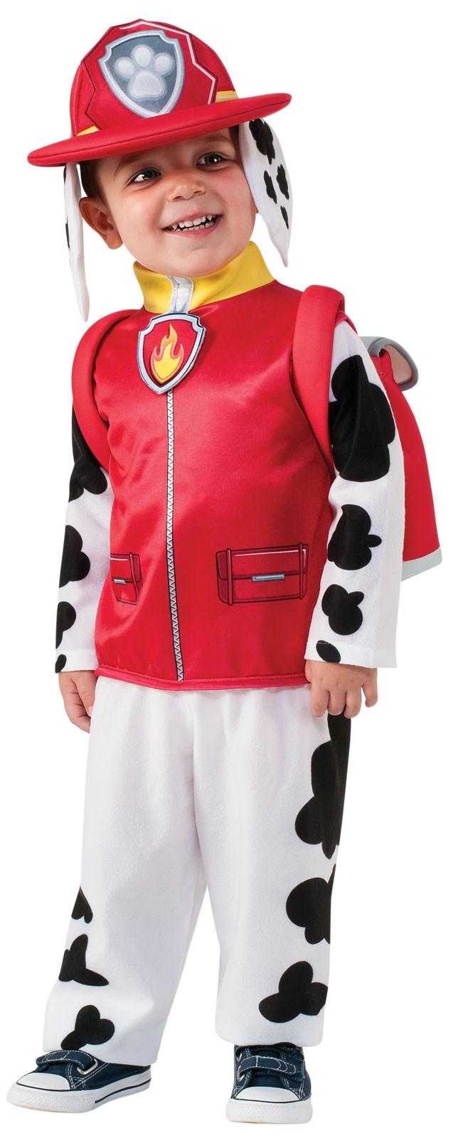 Paw Patrol – Marshall Toddler/Child Costume