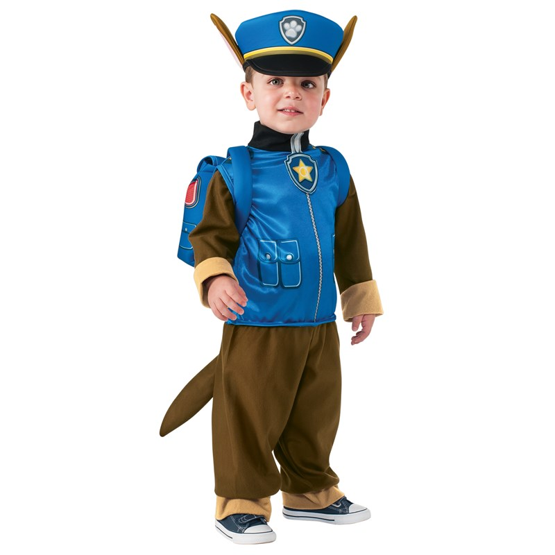 Paw Patrol   Chase Toddler and Child Costume for the 2015 Costume season.