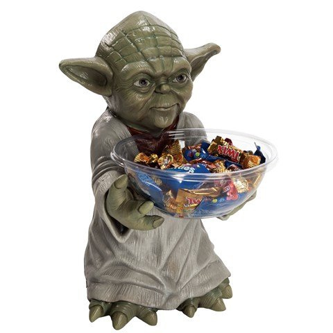 Star Wars - Yoda Candy Bowl and Holder