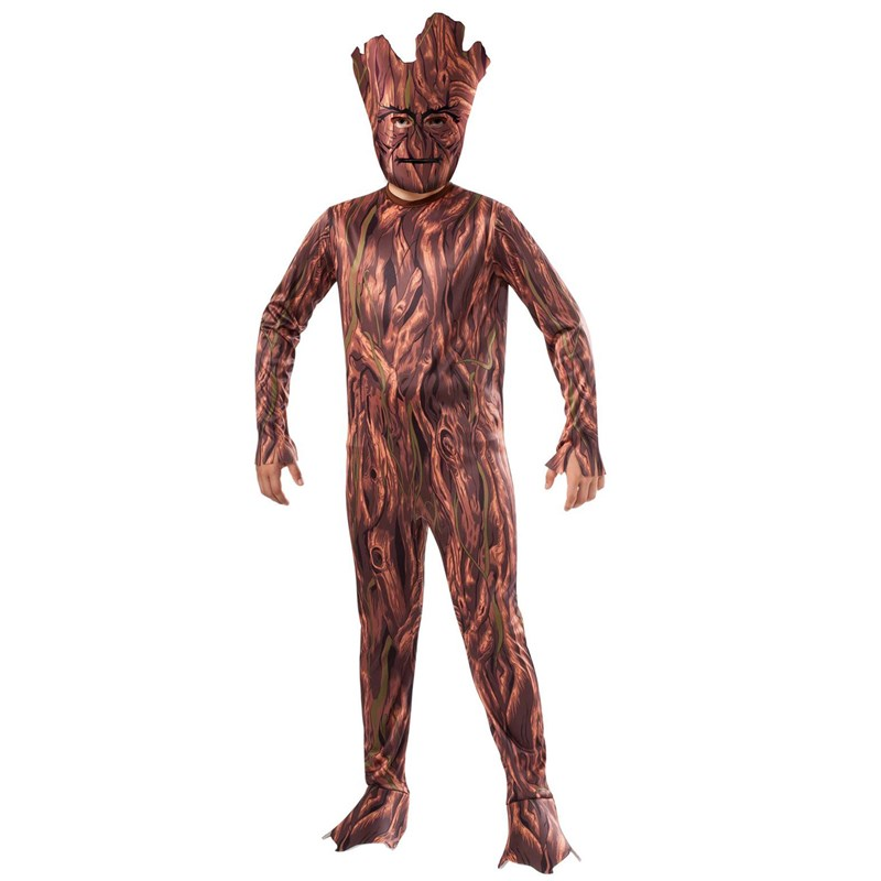 Guardians of the Galaxy Groot Kids Costume for the 2015 Costume season.