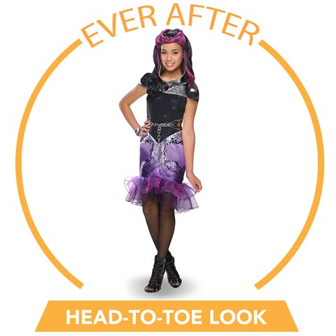 Ever After High - Raven Queen Head-to-Toe Look