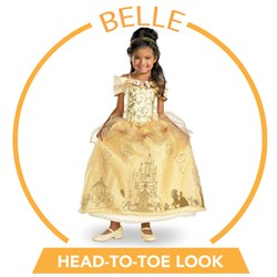 belle costume image