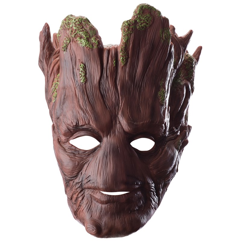 Guardians of the Galaxy   Groot Adult 3 and 4 Mask for the 2015 Costume season.