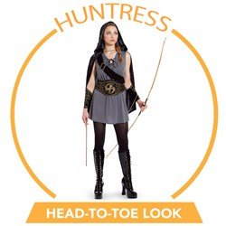 huntress costume image