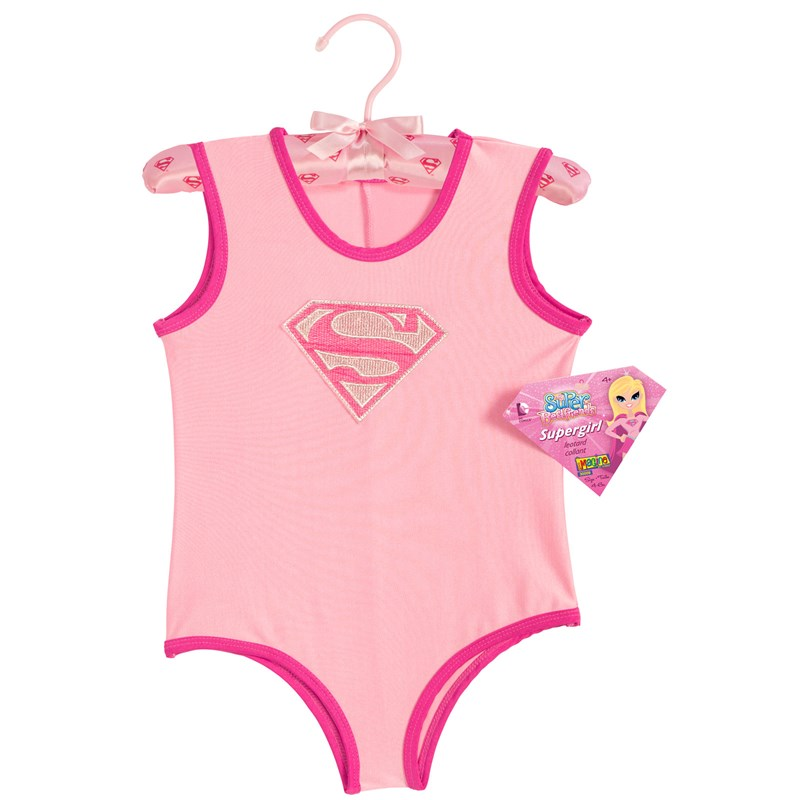 Supergirl   Leotard with Puff Hanger Child for the 2015 Costume season.