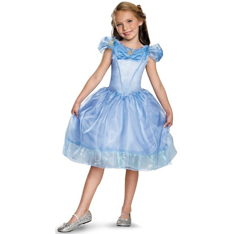 Disney Cinderella Movie Kids Costume