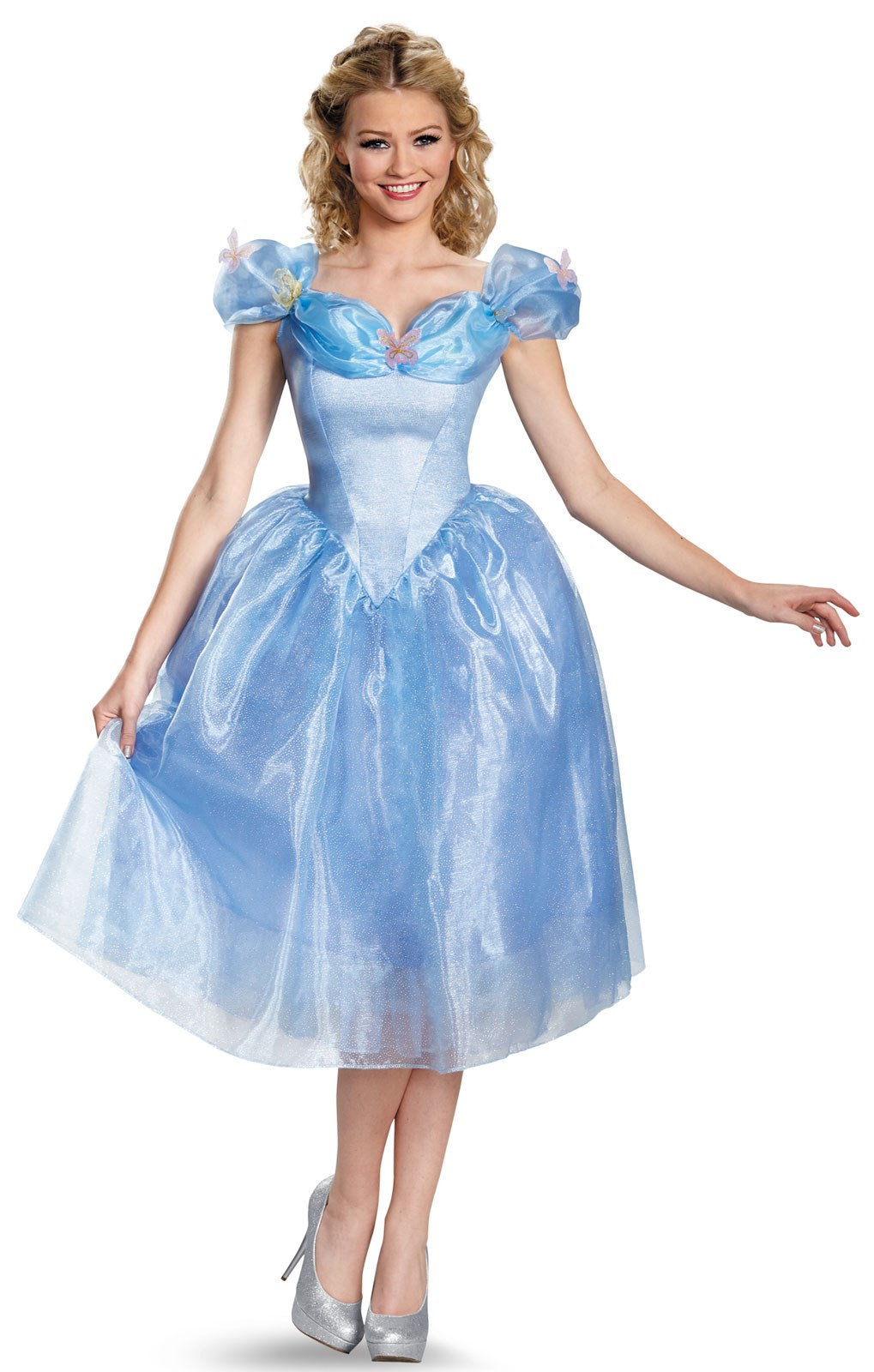 Disney Cinderella Movie Adult Deluxe Costume