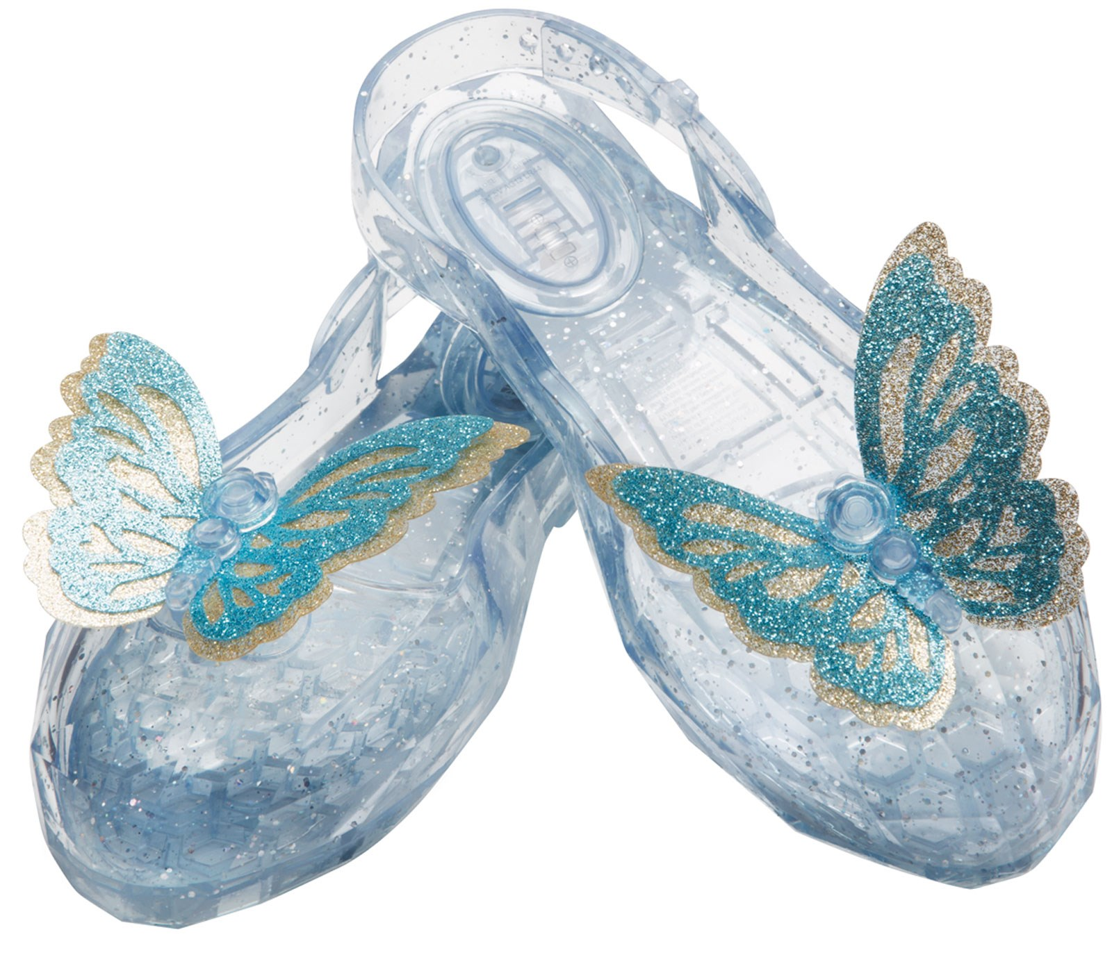 Disney Cinderella Movie Kids Light Up Shoes