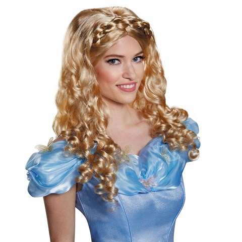 Disney Cinderella Movie Adult Wig