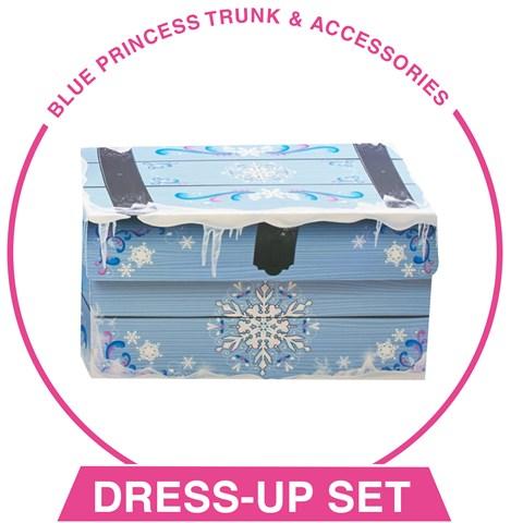 Blue Princess Accessories Dress-up Set