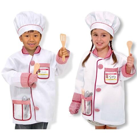 Melissa & Doug Chef Dress-Up Set