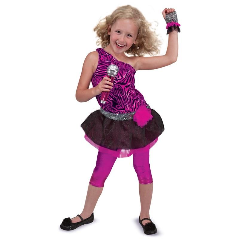 Melissa Doug Rock Star Dress Up Set for the 2015 Costume season.