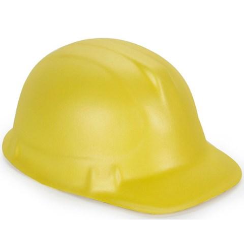 Yellow Foam Child Construction Hat