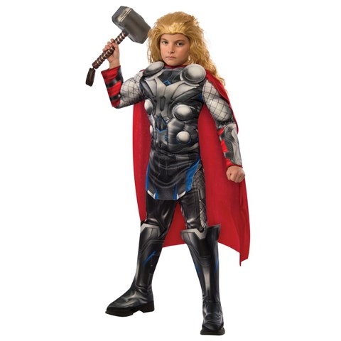 Avengers 2 - Age of Ultron: Deluxe Thor Kids Costume