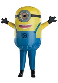 Despicable Me: Stuart Minion Inflatable Kids Costume
