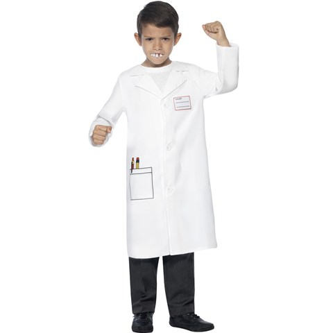 Kids Dentist Costume Kit