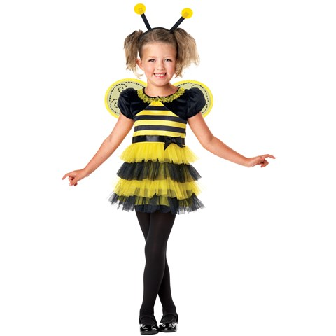 Toddler Buzzy Bee Costume