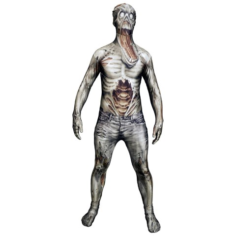 Monster Collection Zombie Costume For Adults