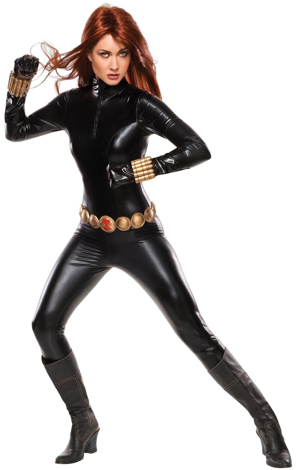 Womens Black Widow Grand Heritage Costume