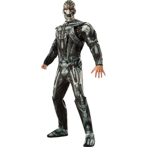 Avengers 2 - Age of Ultron: Deluxe Adult Ultron Costume