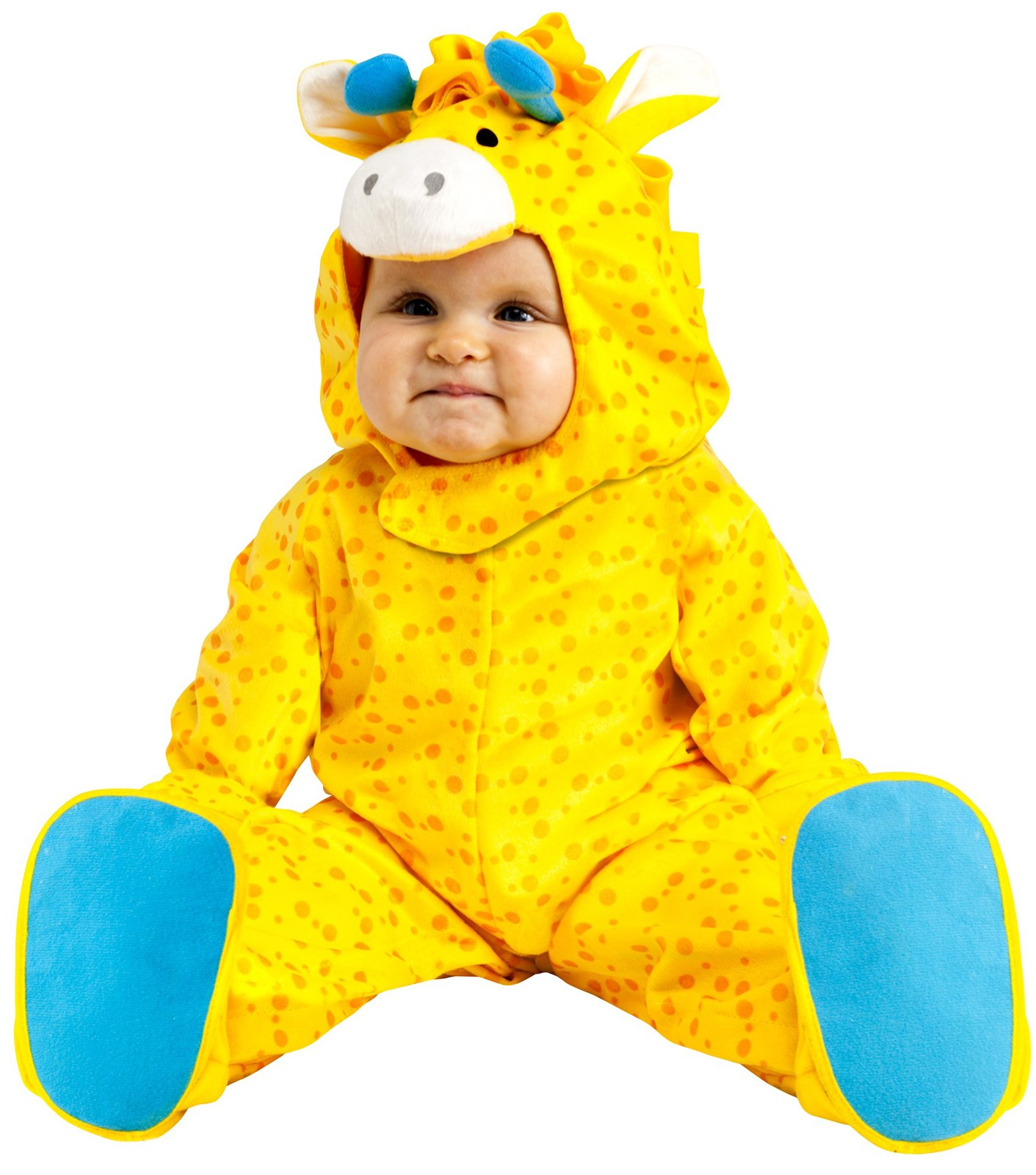 Giraffe Costume For Toddlers