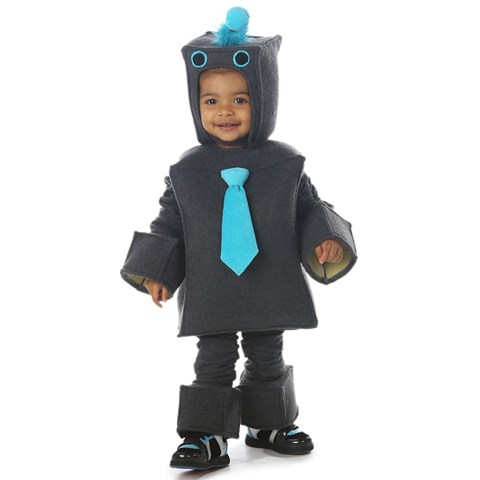 Toddlers Roscoe the Robot Costume
