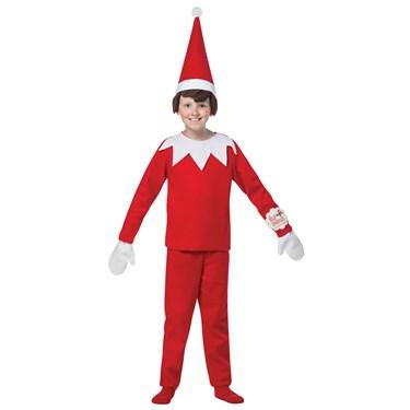 Elf on the Shelf Costume For Kids
